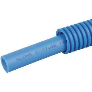 Acome Tube PER sous fourreau bleu 13x16 couronne de 100m 729803-C100