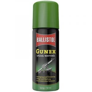 Ballistol Gunex Huile pour Armes et Protection Contre la Rouille 50 ML