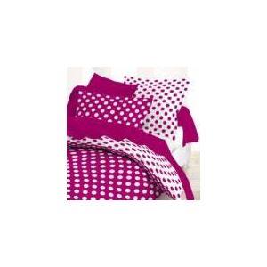 Symplicity - Housse de couette 100% coton 57 fils (240 x 260 cm)