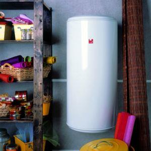 Atlantic 021110 - Chauffe-eau électrique à résistance blindée 100L vertical mural mono