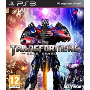 Transformers : Rise of the Dark Spark [PS3]