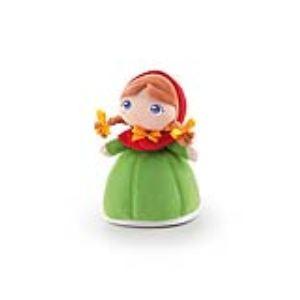 Trudi Sevi Poupée de chiffon Princesse Rossella (24 cm)