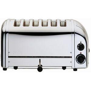 Dualit 60165 - Grille-pain 6 fentes