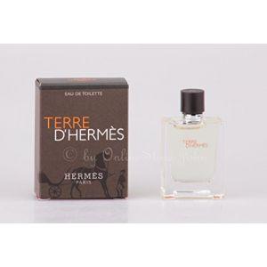 Hermès Terre d'Hermès - Miniature eau de toilette pour homme