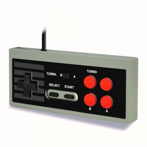 Steelplay Manette Edge Mini compatible Nintendo mini NES
