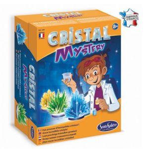 Sentosphère La chimie des cristaux