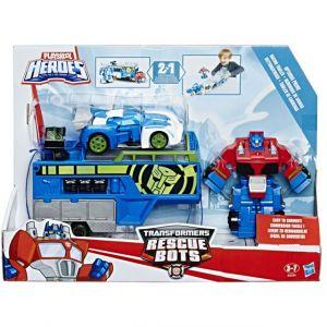 Hasbro Transformers Racing Trailer