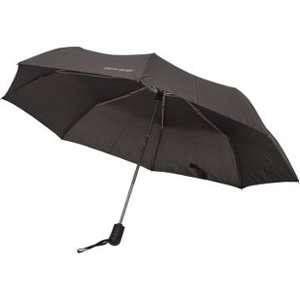 Pierre Cardin Parapluie pliant ouverture fermeture automatique noir