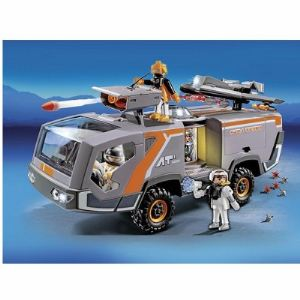 Playmobil 5286 Top Agents 2 - Camion des agents secrets