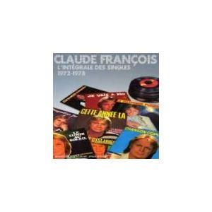 Claude François - L'intégrale des singles 1972-1978 (Coffret 25 CD)