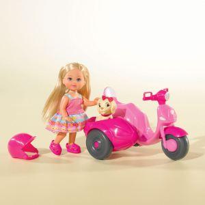 Simba Toys Evi Love Balade en scooter