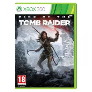 Rise of the Tomb Raider sur XBOX360