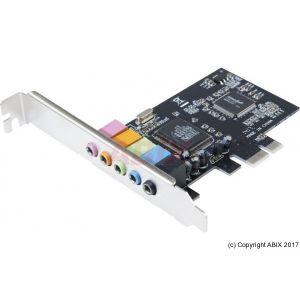Carte son 5.1 PCI Express - 921529