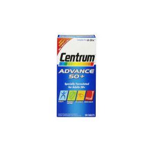 Centrum Advance 50 Plus - 100 Tablettes
