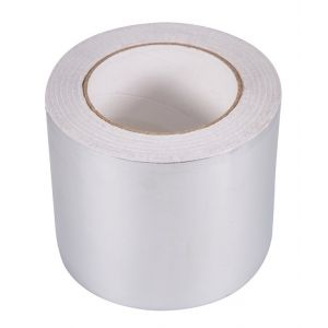 Fixman Ruban adhésif aluminium - 100 mm x 50 m