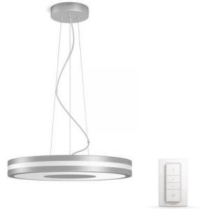 Philips Lampe connectable Hue BEING Suspension 1x39W - Aluminium