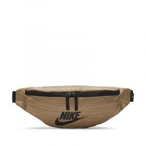 Nike Sac banane Sportswear Heritage - Or - Taille ONE SIZE - Unisex