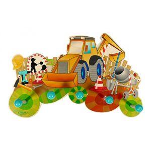 Hess-Spielzeug 30301 - Porte-manteau Chantier