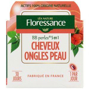 Floressance BB Perles - Compléments alimentaire cheveux, ongles et peau (30 comprimés)