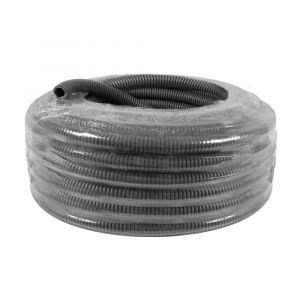 Debflex Gaine ICTA diamètre 16mm grise 25 mètres