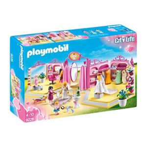 Image de Playmobil 9226 - City life : boutique robes de mariée