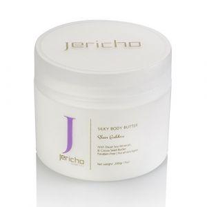 Jericho cosmetics Skin Care Body Butter Dead Sea Minerals Oils 200g