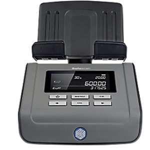 Safescan 6165 Compteuse balance pour pièces/billets