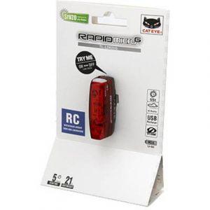 Cateye Rapid Micro G TL-LD620G - Éclairage vélo - rouge/noir Lampes arrière