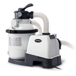 Intex Groupe de filtration à sable 4 m³/h