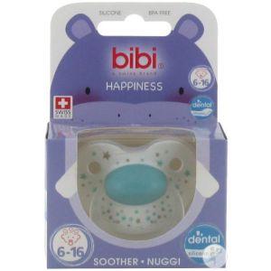Bibi Tétine Happiness Stardust Dental 6-16m