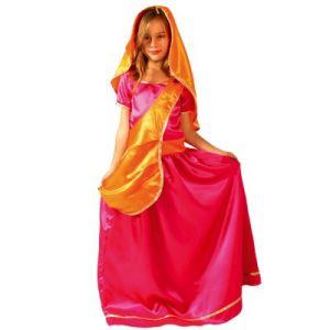 César Déguisement Princesse Bollywood Sari cintre
