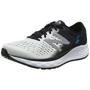 New Balance Chaussures running New-balance Fresh Foam 1080 - White / Black - Taille EU 47 1/2