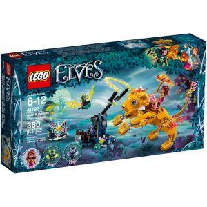 Lego Elves 41192 - Azari et la capture du lion de feu