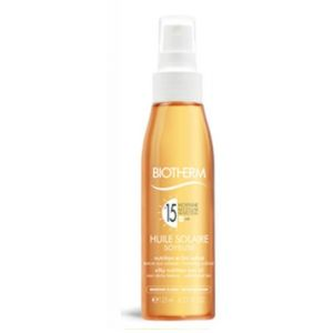 Biotherm Huile solaire soyeuse SPF 15