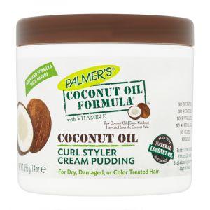 Palmer's Coconut Oil Formula Crème anti-frissotis pour cheveux bouclés