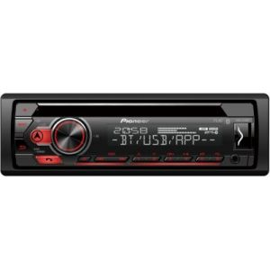 Pioneer Autoradio CD DEH-S410BT CD-USB-iPod-Bluetooth