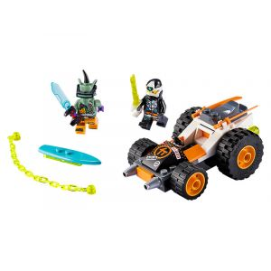 Lego Le bolide de Cole - Ninjago - 71706