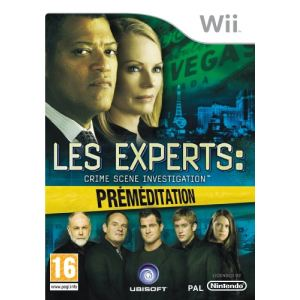 Les Experts : Préméditation [Wii]
