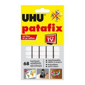 UHU Adhésif Patafix - 68 pastilles - Adhésif double face