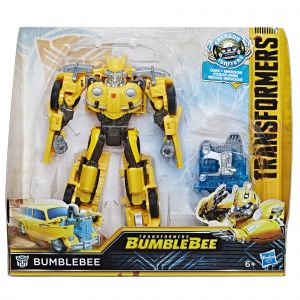 Hasbro Figurine Energon Igniters 17,5 cm - Transformers Bumblebee