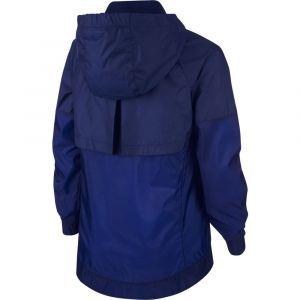 Nike Veste Sportswear Windrunner pour Enfant plus âgé - Bleu - Taille M - Unisex