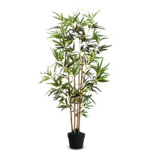 Paperflow Plante Artificielle Bambou H : 160cm