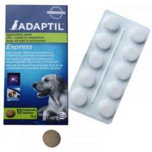 Ceva Adaptil - Boite de 10 comprimés anti-stress pour chien