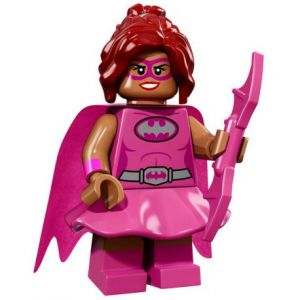 Lego Mini figurine The Batman Movie : Pink Power Batgirl (Serie 17)