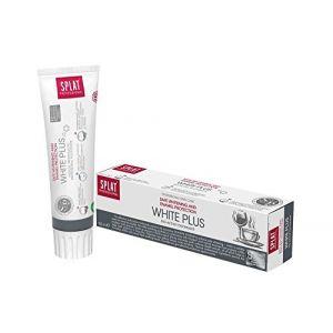 Splat Professional White Plus dentifrice bio-actif