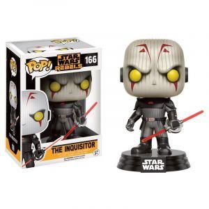 Funko Figurine Pop! Star Wars Rebels : The Inquisitor Exclusive