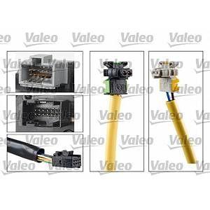 Valeo Commutateur de colonne de direction 251626 d'origine