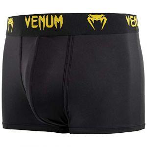 Venum Classic caleçons boxeur - noir/jaune XL