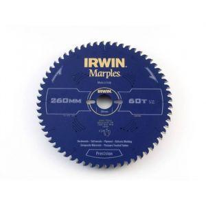 Irwin Lames De Scies Circulaires 'Marples' Pour Scies Stationnaires