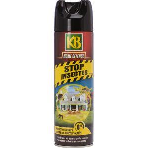 KB Stop insectes Home defense - Aérosol 400 ml HOME DEFENSE